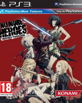 No More Heroes: Heroes' Paradise