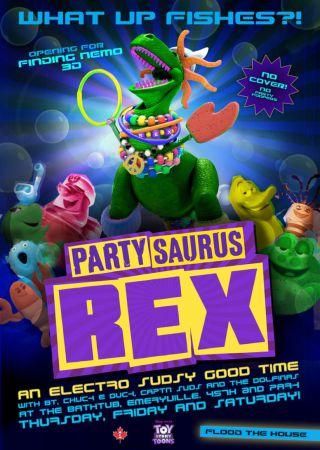 Non c'è festa senza Rex