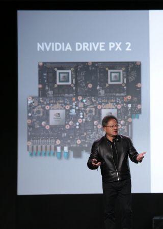 NVIDIA Drive PX2