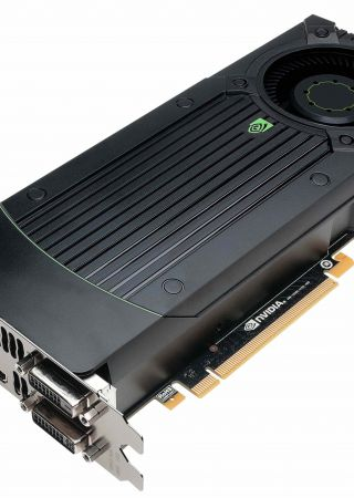 NVIDIA GeForce Serie GTX600