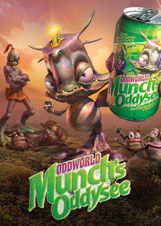 Oddworld Munch's Oddysee HD