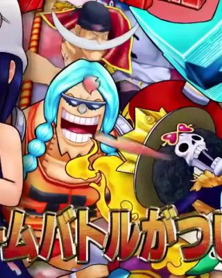 One Piece Super Grand Battle X