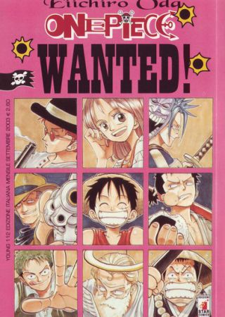 One piece - Wanted!