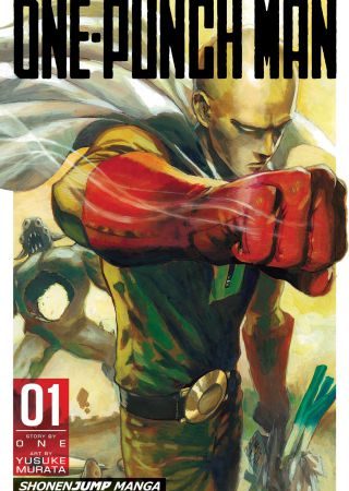 One-Punch Man (Manga)