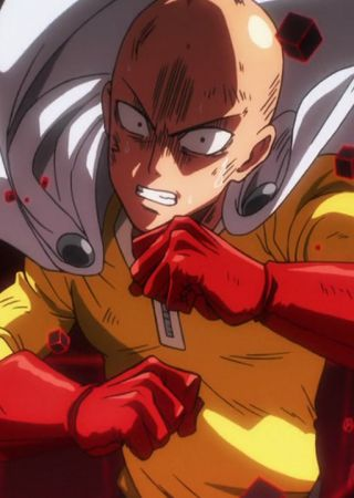 One-Punch Man Stagione 2