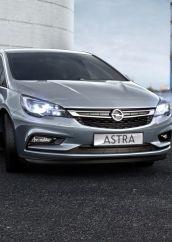 Nuova Opel Astra: berlina compatta con tecnologie da prima della classe