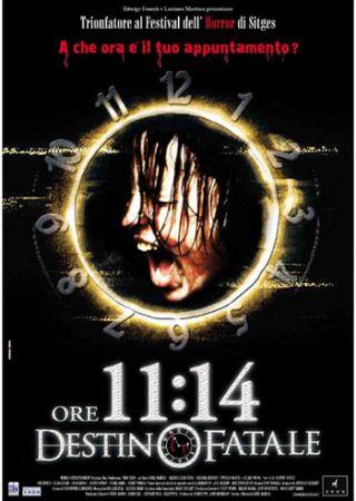 Ore 11:14 - Destino fatale