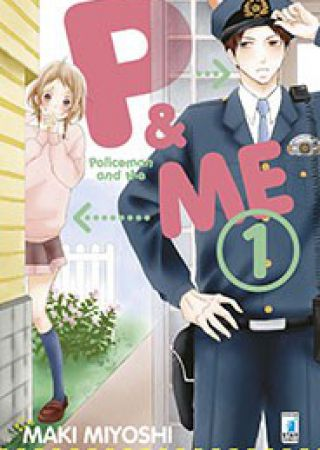 P&ME - Policeman and Me (Manga)