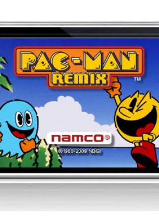 Pac-Man Remix