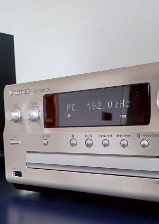 Panasonic SC-PMX100EGS
