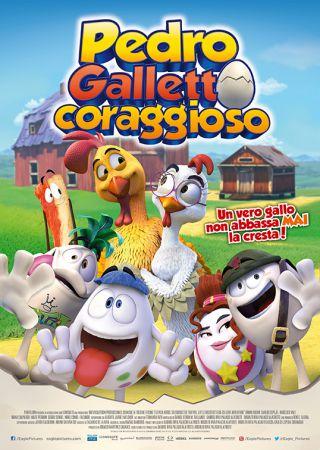 Pedro - Galletto Coraggioso