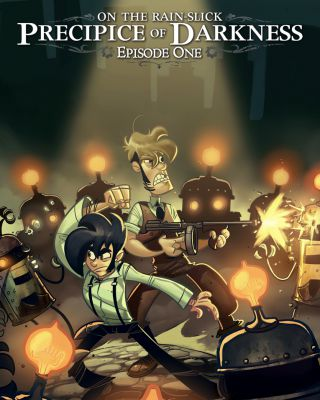 Penny Arcade Adventures: On the Rain-Slick Precipice of Darkness: Episode One