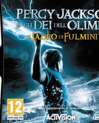 Percy Jackson & Gli Dei dell'Olimpo: Il Ladro di Fulmini