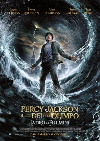 Percy Jackson & The Olimpians: The Lighting Thief