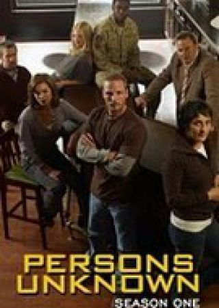 Persons Unknown - Stagione 1