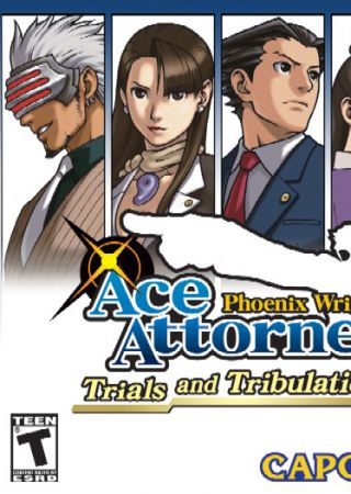 Phoenix Wright Trials Tribulations
