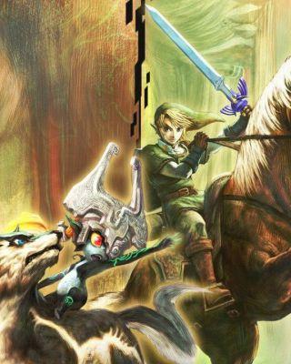 Picross: The Legend of Zelda Twilight Princess