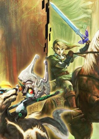 Picross: The Legend of Zelda Twilight Princess