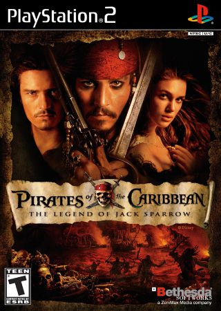 Pirati dei Caraibi: La Leggenda di Jack Sparrow