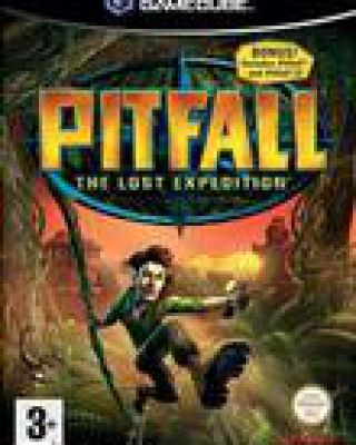 Pitfall Harry: The Lost Expedition