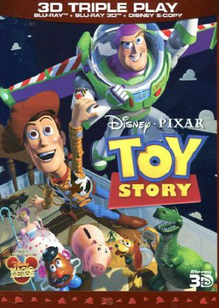 Pixar si fa in... 3D Triple play!