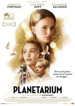 Planetarium film