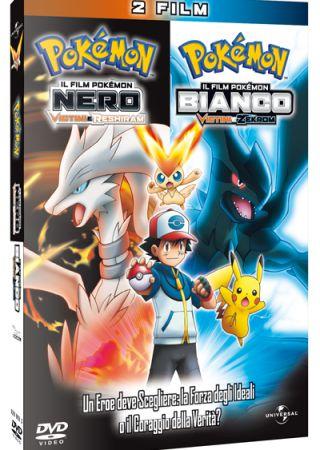 Pokémon il Film: Nero & Bianco