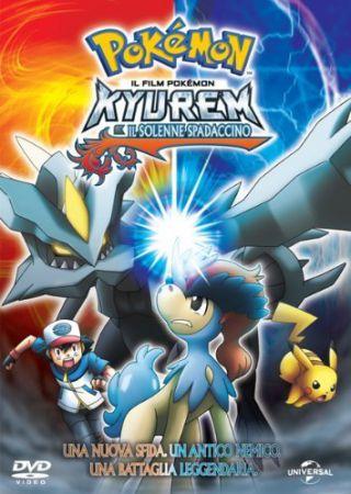 Pokémon: Kyurem e il solenne spadaccino