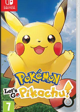 Pokémon Let's Go, Pikachu! e Let's Go, Eevee!