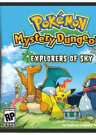 Pokemon Mystery Dungeon: Esploratori del Cielo