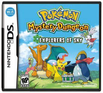 Pokemon Mystery Dungeon: Esploratori del Cielo
