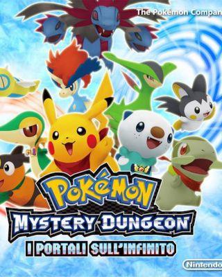 Pokemon Mystery Dungeon: I Portali sull'Infinito