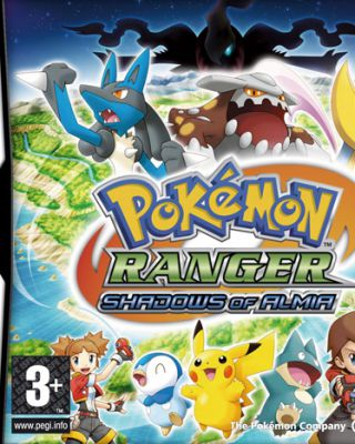 Pokémon Ranger: Ombre Su Almia