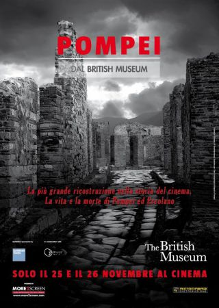 Pompei - Dal British Museum