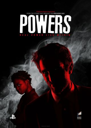 Powers - Stagione 1