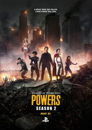 Powers - Stagione 2