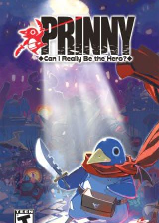 Prinny: Can I Really be the Hero?