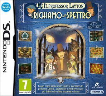Professor Layton e il Richiamo dello Spettro