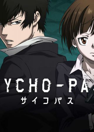 Psycho-Pass (Anime)
