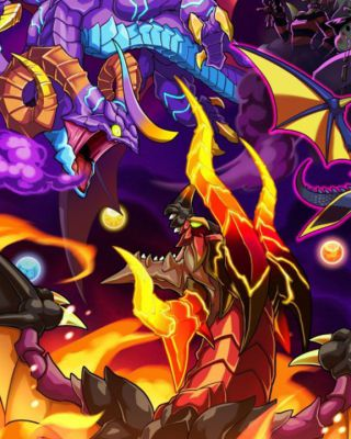 Puzzle & Dragons X