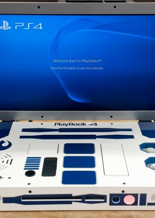 R2-D2 PlayBook 4