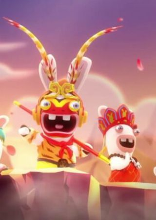 Rabbids Adventure Party