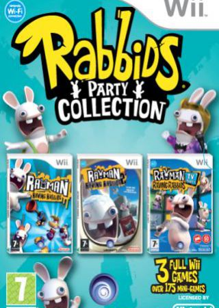 Rabbids Party Collection