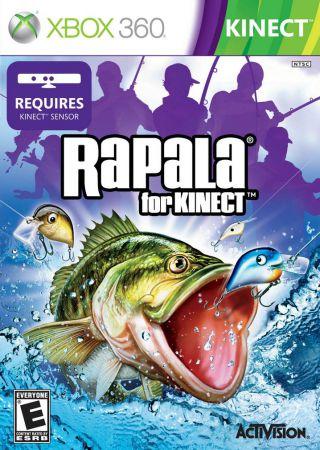Rapala Kinect