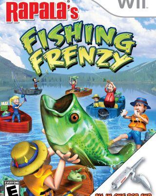 Rapala's Fishing Frenzey