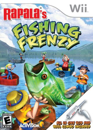 Rapala's Fishing Frenzey