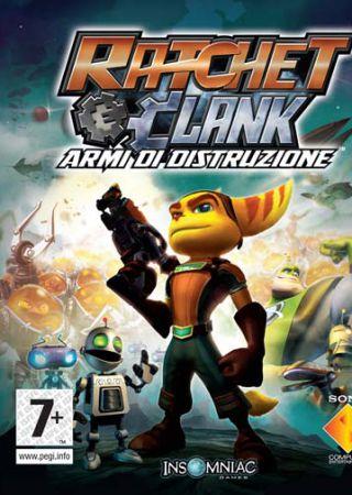 Ratchet & Clank: Armi di Distruzione
