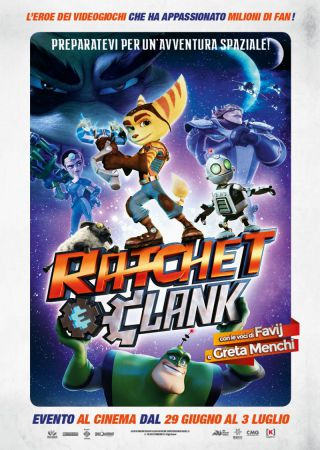 Ratchet & Clank: Il film