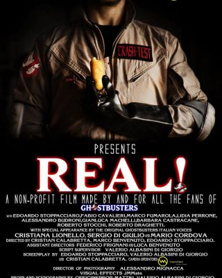 Real! The Movie