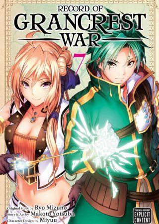 Record of Grancrest War (manga)